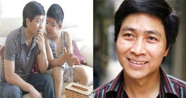 Rơi nước mắt trước hoàn cảnh của bố con diễn viên Quốc Tuấn