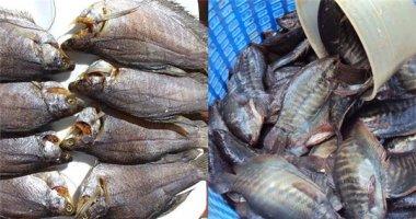 Khô cá sặc – Đặc sản rừng U Minh Hạ Cà Mau ăn hoài không thấy chán