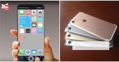 Lộ ảnh iPhone 7 có đủ bộ 4 màu: Bạn thích màu nào?