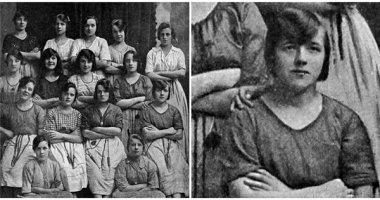 Bàn tay bí ẩn trong bức ảnh chụp hơn 1 thế kỉ trước