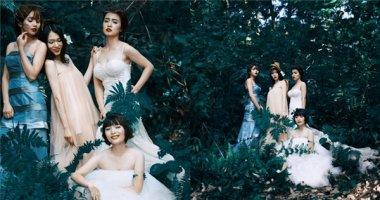 """Bộ ảnh cưới """"cô dâu đơn thân"""" đầy ma mị và xinh đẹp đến nao lòng"""