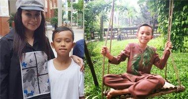 Phi Nhung vui mừng khi Hồ Văn Cường được học trường chuyên ở TPHCM