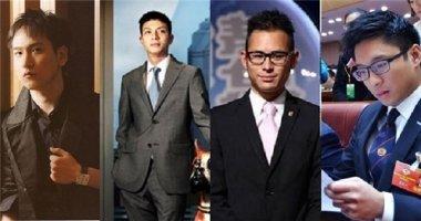 """Truy lùng 4 chàng soái ca """"F4 Hong Kong"""" phiên bản đời thực"""