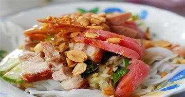 Bún mắm nêm mang nét chân chất hồn quê Việt Nam
