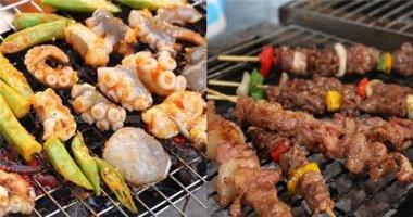 Oanh tạc lễ hội ẩm thực đường phố tháng 7