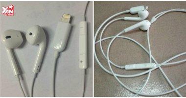 """Nếu tai nghe iPhone 7 giống vầy thì đúng là """"xấu hết chỗ chê""""!"""