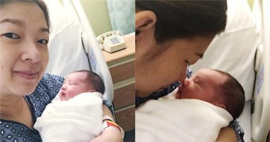 Phạm Thanh Thảo sinh con trai thứ 2 tại Mỹ
