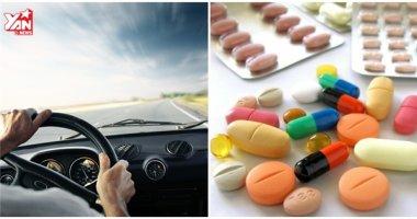 Những loại thuốc bạn không nên uống trước khi lái xe đi chơi xa