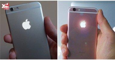 """""""Táo khuyết"""" iPhone sẽ phát sáng như Macbook nếu làm theo cách này"""