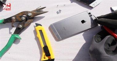 """Cách """"quái đản"""" nhất để """"độ"""" iPhone 6s thành iPhone 7 y hệt tin đồn"""