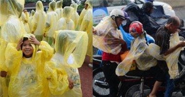 Sự thật tin đồn áo mưa 10 nghìn chứa chì gây tổn thương não