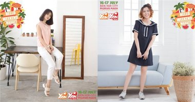 """Hello Weekend Market """"chiều lòng"""" tín đồ thời trang Sài Gòn & Biên Hòa"""