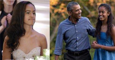 """Tuổi 18 giản dị đầy tự hào của """"công chúa Nhà Trắng"""" - cô cả nhà Obama"""