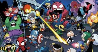 Yêu không đỡ nổi khi X-Men Nhí và Avengers Nhí giành nhau Bucky