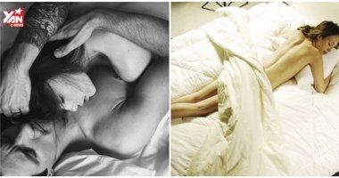 Muốn có một giấc ngủ ngon và sâu, hãy... cởi bỏ hết quần áo!
