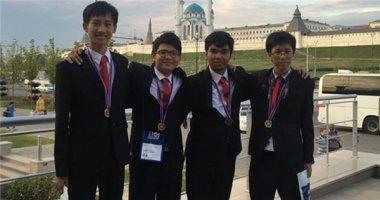 Việt Nam đạt thứ hạng cao bất ngờ tại cuộc thi Olympic Tin học quốc tế
