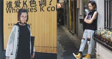 Mê mẩn với street style cực chất của Min tại Thượng Hải