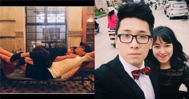 Lê Chi – Đức Mad bất ngờ xuất hiện trên mạng xã hội Hàn Quốc
