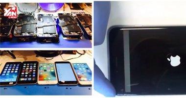 Hàng loạt iPhone 6, 6 Plus bị lỗi liệt cảm ứng nhưng Apple vẫn làm ngơ