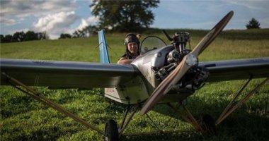 Người đàn ông đi làm bằng máy bay riêng tự chế với chi phí rẻ bất ngờ