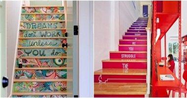 Ngất ngây trước những ý tưởng trang trí cầu thang tuyệt đẹp