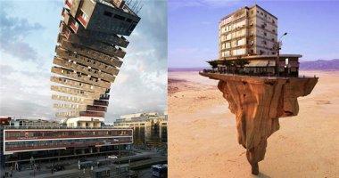 Những công trình kiến trúc độc đáo và lạ lùng nhất thế giới