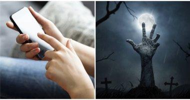"""Ứng dụng """"kinh dị"""" giúp người dùng nhận tin nhắn… từ dưới mộ"""