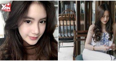Bắt gặp nhan sắc hot girl Lào gốc Việt bất ngờ xuất hiện ở Hà Nội