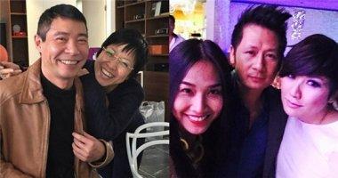 Ngưỡng mộ cách hành xử của sao Việt với người cũ hậu ly hôn