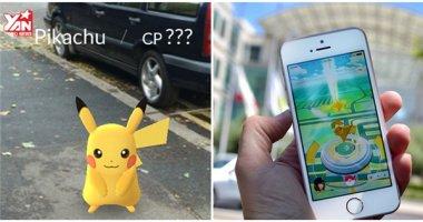 Cầm máy lên đi săn thú thôi, Pokémon GO đã có mặt ở Việt Nam rồi!