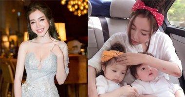 Từ khi có con, Elly Trần giảm sút cả về danh tiếng lẫn thu nhập