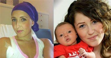 Kỳ tích đến với cô gái bị ung thư quái ác mong muốn được làm mẹ