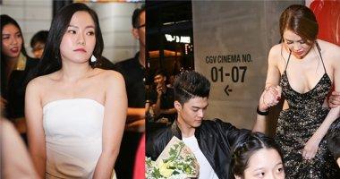 """Rủ """"vợ cũ"""" đi xem phim, Lâm Vinh Hải vô tư chăm sóc """"tình mới"""""""