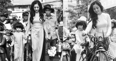 Danh hài Thúy Nga yên tâm để con ở Mỹ về Việt Nam làm giám khảo