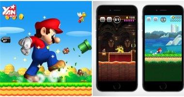 """Game """"ăn nấm"""" Super Mario huyền thoại sắp có trên iOS và Android"""