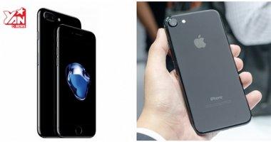 """Đang """"cháy hàng"""" iPhone 7/ 7 Plus màu đen bóng Jet Black"""