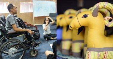 Bạn có tin những thứ tuyệt đẹp này đều do người khuyết tật tạo ra?