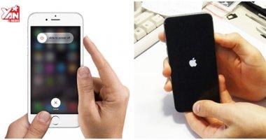 Không còn nút Home vật lí, làm sao khởi động lại iPhone 7/ 7 Plus?