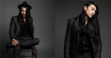 """Isaac – Chàng """"thái tử"""" muốn nổi loạn với hình tượng tóc dài"""