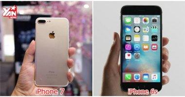 Chi tiết so sánh iPhone 7 có gì khác so với iPhone 6s?