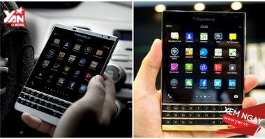 """Điện thoại Blackberry nổi tiếng một thời giờ đã """"chết"""""""
