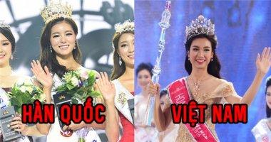 Sự khác biệt thú vị về chiếc vương miện Hoa hậu ở mỗi quốc gia