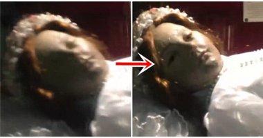 Kinh hãi xác ướp chết oan 300 tuổi bỗng dưng… mở mắt trừng trừng