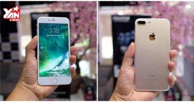 """""""Hoảng hốt"""" iPhone 7 """"nhái"""" giống y hàng thật giá chỉ 2 triệu đồng"""