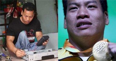 Lê Văn Công - từ thợ sửa điện máy tới người hùng thể thao