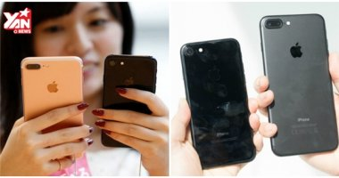 """iPhone 7/ 7 Plus tụt giá """"chóng mặt"""" khi về Việt Nam"""