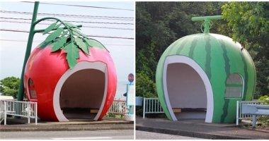 """Bất ngờ mục đích của """"đội quân trái cây"""" khổng lồ đến với Nhật Bản"""