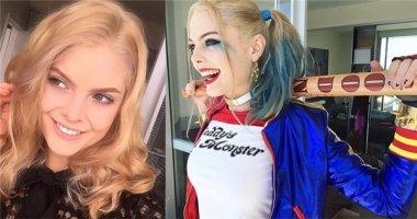 """Mĩ nhân quyến rũ này chính là """"phiên bản đời thật"""" của Harley Quinn"""