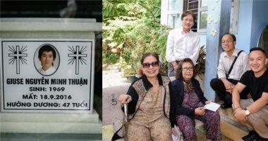 Gia đình đã hoàn thành những di nguyện cuối cùng của Minh Thuận