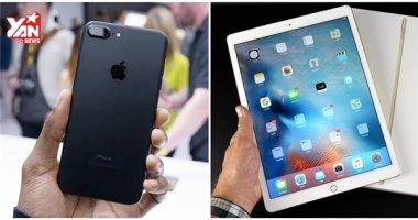 """iPhone 7 Plus mạnh """"khủng"""" hơn iPad Pro vì..."""